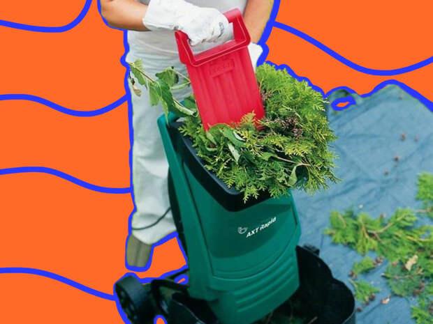Лучшие садовые измельчители 2020: как выбрать