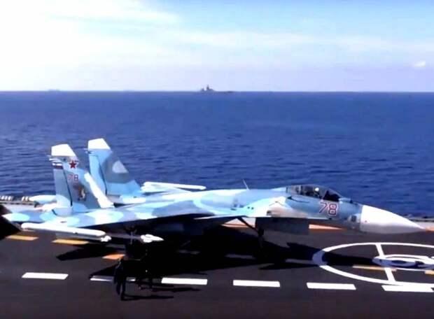 Как обстоят дела с российской морской авиацией: мнение эксперта