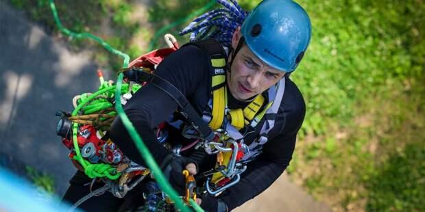 Профессиональные спасатели проведут трехдневный интенсив для подростков из Ростокина