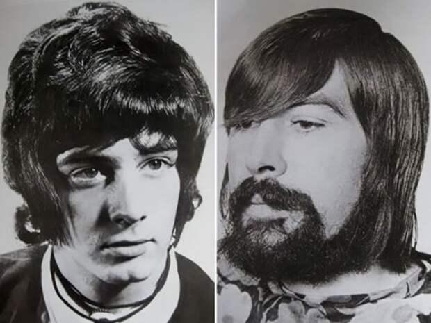 1970-е — самый романтический период мужских причёсок