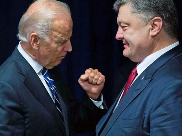 «Безвизовый режим мы сможем продать украинскому народу»: опубликована запись скандальной беседы Порошенко и Байдена
