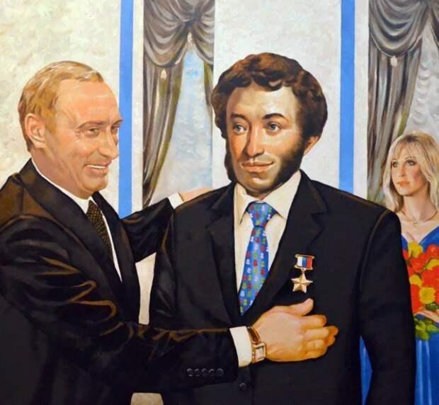 Картина Алексея Сергиенко