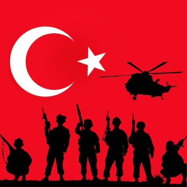 Турция готова оказать Азербайджану поддержку на поле боя