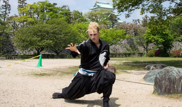 Ниндзя, которого признали даже в Японии