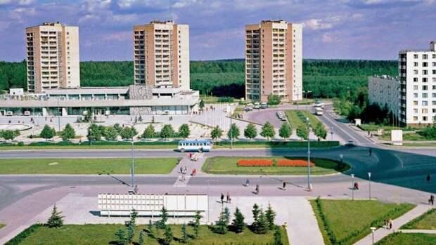 Рождение советской ПРО. Зеленоград и Ленинград