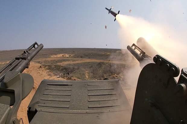 """В НАТО назвали """"Панцирь-С1"""" идеальным оружием против беспилотников"""