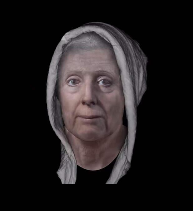 Как выглядела «ведьма», погибшая 313 лет назад