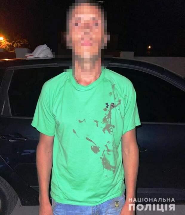 В Виннице мужчина пытался убить знакомого