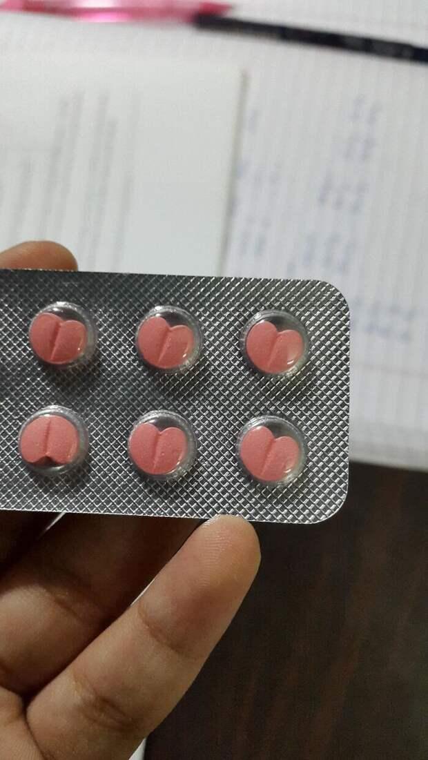 Таблетки для регуляции сердечного ритма ни с чем не перепутаешь!