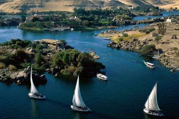 Величественный Нил