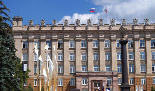 Гладков отправил вотставку правительство Белгородской области