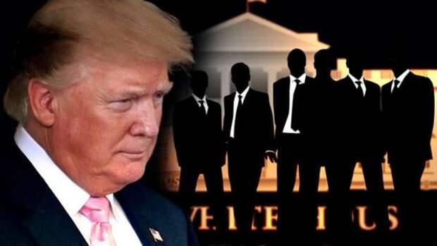 """""""План Б"""": госпереворот в США против Трампа меняет стратегию"""