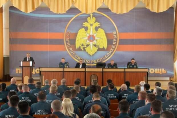 В Крыму официально представили нового начальника МЧС (ФОТО)