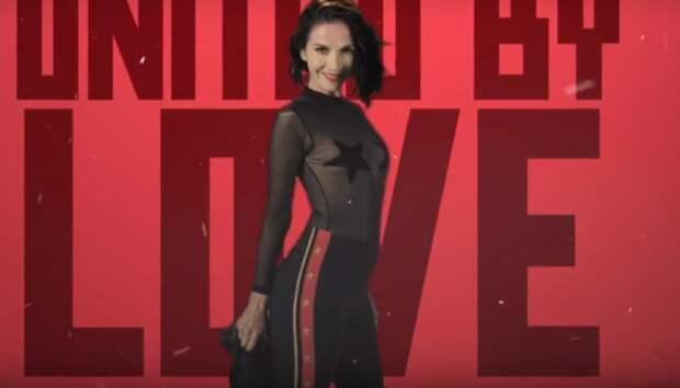Обнажённая Наталья Орейро записала к ЧМ-2018 клип на трёх языках