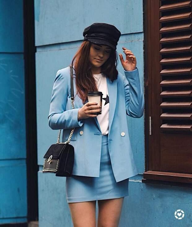 Небесно-голубая нежность: 15 новых вариантов встретить осень со вкусом