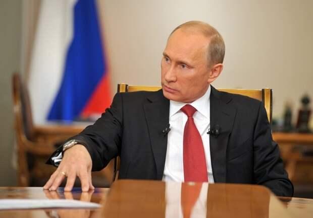 Путин: Требование Киева о снижении цены на газ – откровенный шантаж