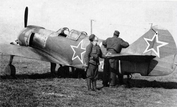 Истребитель ЛаГГ-5/Ла-5 Ла-5, Лавочкин, история, история авиации, факты