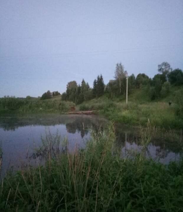 6-летняя девочка утонула в реке в Удмуртии