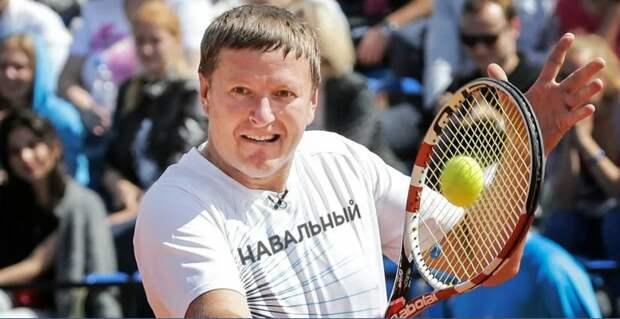 Не/объективно о либералах. Евгений Кафельников. Теннис, твиттер и голова.