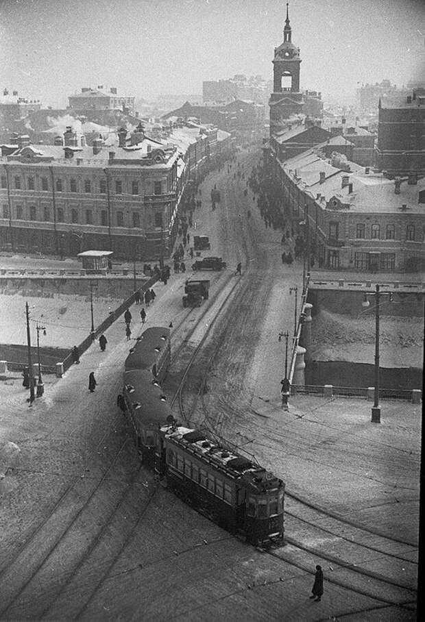 Москва сталинская, Москва послевоенная