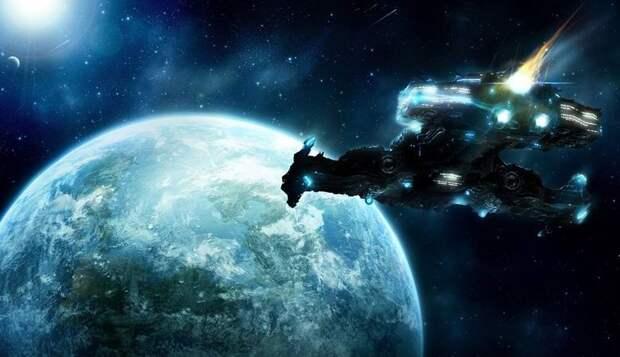 Астрономы зафиксировали корабль, прилетевший в нашу систему из созвездия Лиры