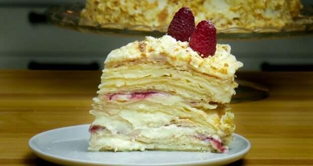 Как приготовить торт «Наполеон» дома, даже если у вас совсем нет опыта. Объясняет кондитер