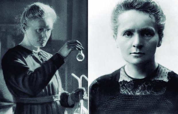 Мария Кюри - выдающийся физик и Нобелевский лауреат.