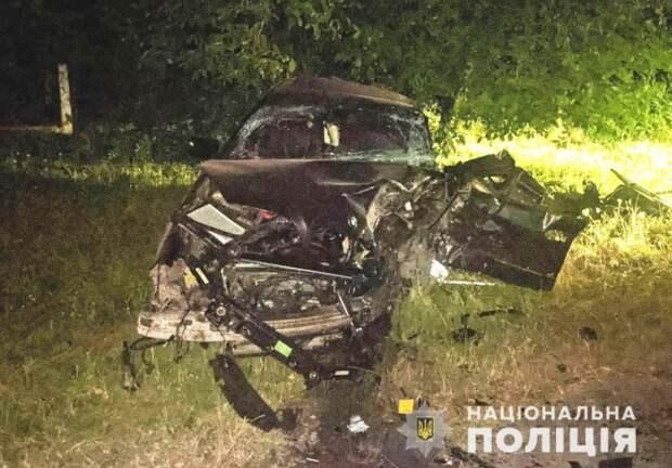 В ДТП в Ровенской области погиб мужчина