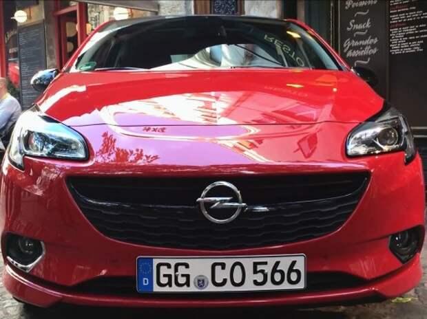 Парижской публике показали Opel Corsa пятого поколения (ВИДЕО)