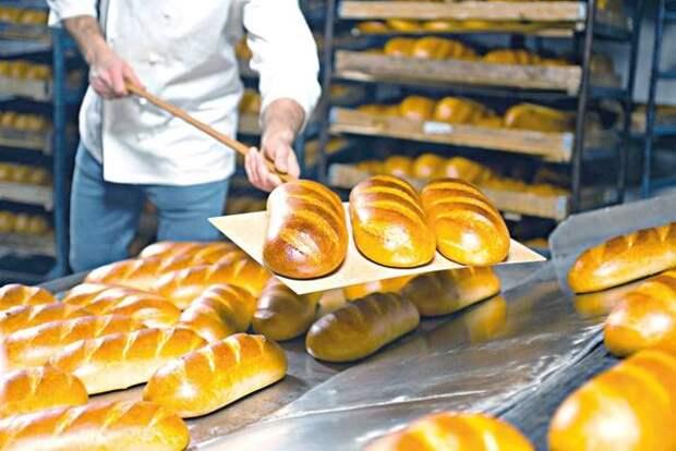 Такой вредный… свежий хлеб