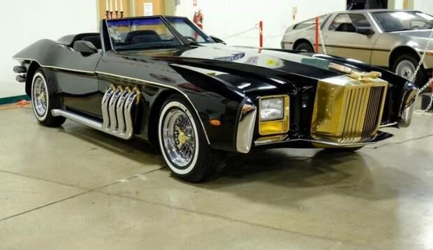 "1982 George Barris ""Barrister"" авто, автоаукцион, автомир, автомобили, автомузей, аукцион, олдтаймер, ретро авто"