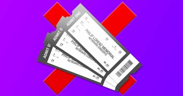 ⚡️ Москонцерт приостановил продажу билетов на концерты и спектакли до 31 октября