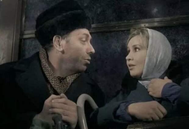 Екатерина Савинова в роли Фроси Бурлаковой. / Фото: www.1tv.ru