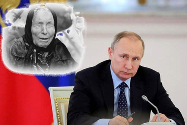 """Пророчество о Путине и России, которое """"убило"""" Госдеп США"""