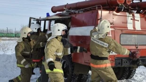 Липчанка с годовалым ребенком погибли при пожаре в новостройке