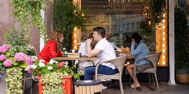 В Москве отменена система обязательных QR-кодов для ресторанов и кафе. Фото: Е. Самарин mos.ru