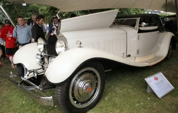 Как и зачем Bugatti начала строить поезда и сделала их самыми быстрыми в мире Bugatti Royale, bugatti, авто, автоистория, автомобили, олдтаймер, поезд, ретро авто