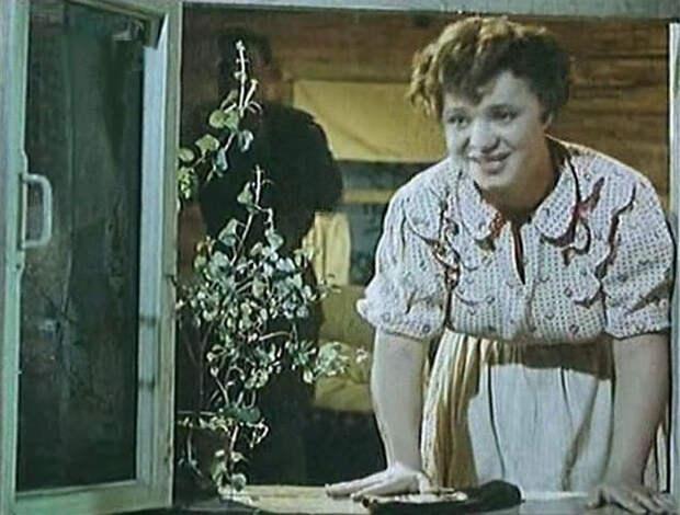 Одна из первых ролей в кино. / Фото: www.pokazuha.ru
