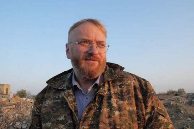 Милонов рассказал, что увидел в Карабахе и чем важен фильм о войне в непризнанной республике