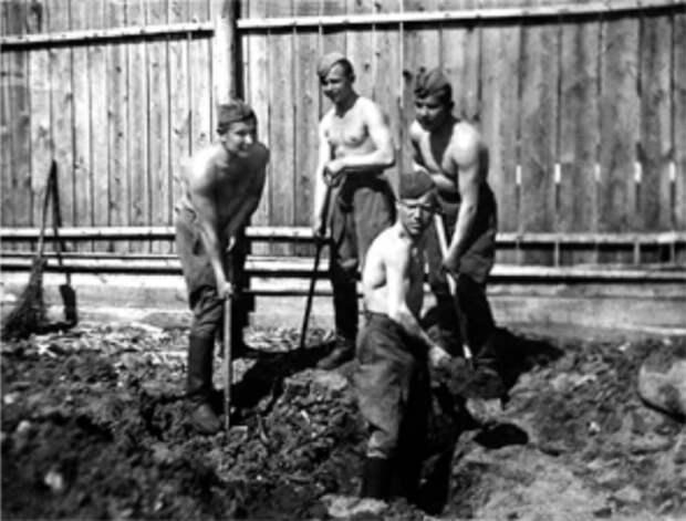 Псков. 20 июня 1941 год. До начала войны 2 дня
