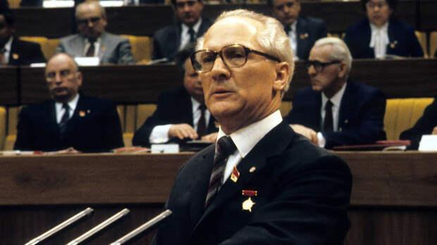 Что говорил о предательстве Горбачёва последний глава ГДР Эрих Хонеккер