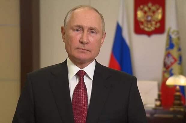 Путин: главной задачей в России является рост доходов граждан