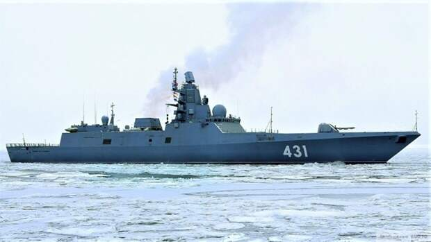 Ростех приступил к поставкам новых агрегатов для кораблей проекта 22350
