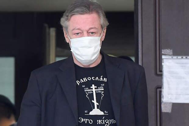 Ефремов объяснил своё признание вины в ДТП