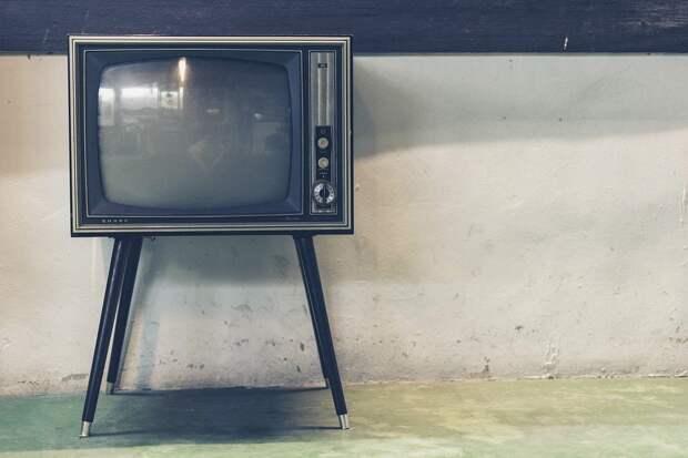 Телевизор, Телевидение, Ретро, Classic, Старый