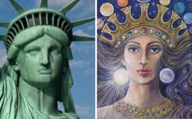 «Идолы ануннаков контролируют США»: Нью-Йорк станет столицей Нибиру на Земле – уфологи