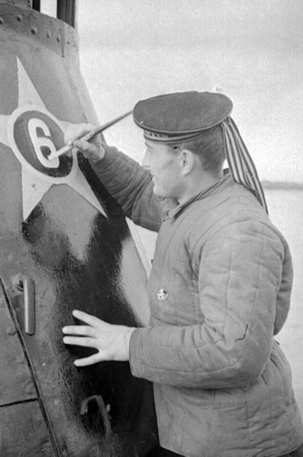 Советские подлодки