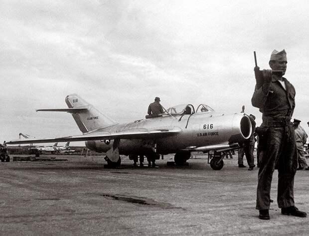Американцы про МиГ-15: реактивный самолет, шокировавший Запад