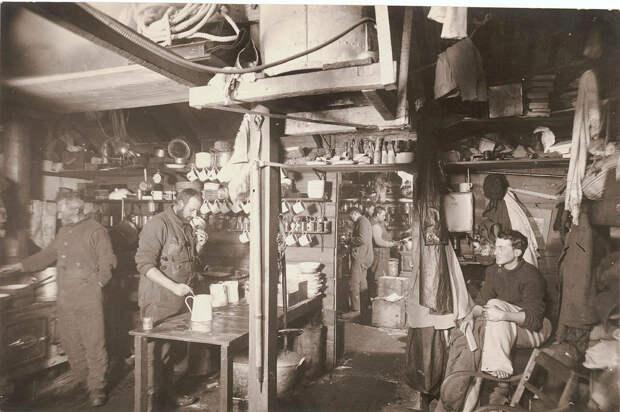 Первая Австралийская антарктическая экспедиция в фотографиях Фрэнка Хёрли 1911-1914 51