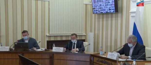 Министр культуры Крыма выругалась матом на совещании Аксенова